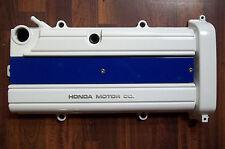 BLUE Spark Plug Cover Custom Honda Acura Integra B18 B20 LS DC2 DC4 CRV Aluminum