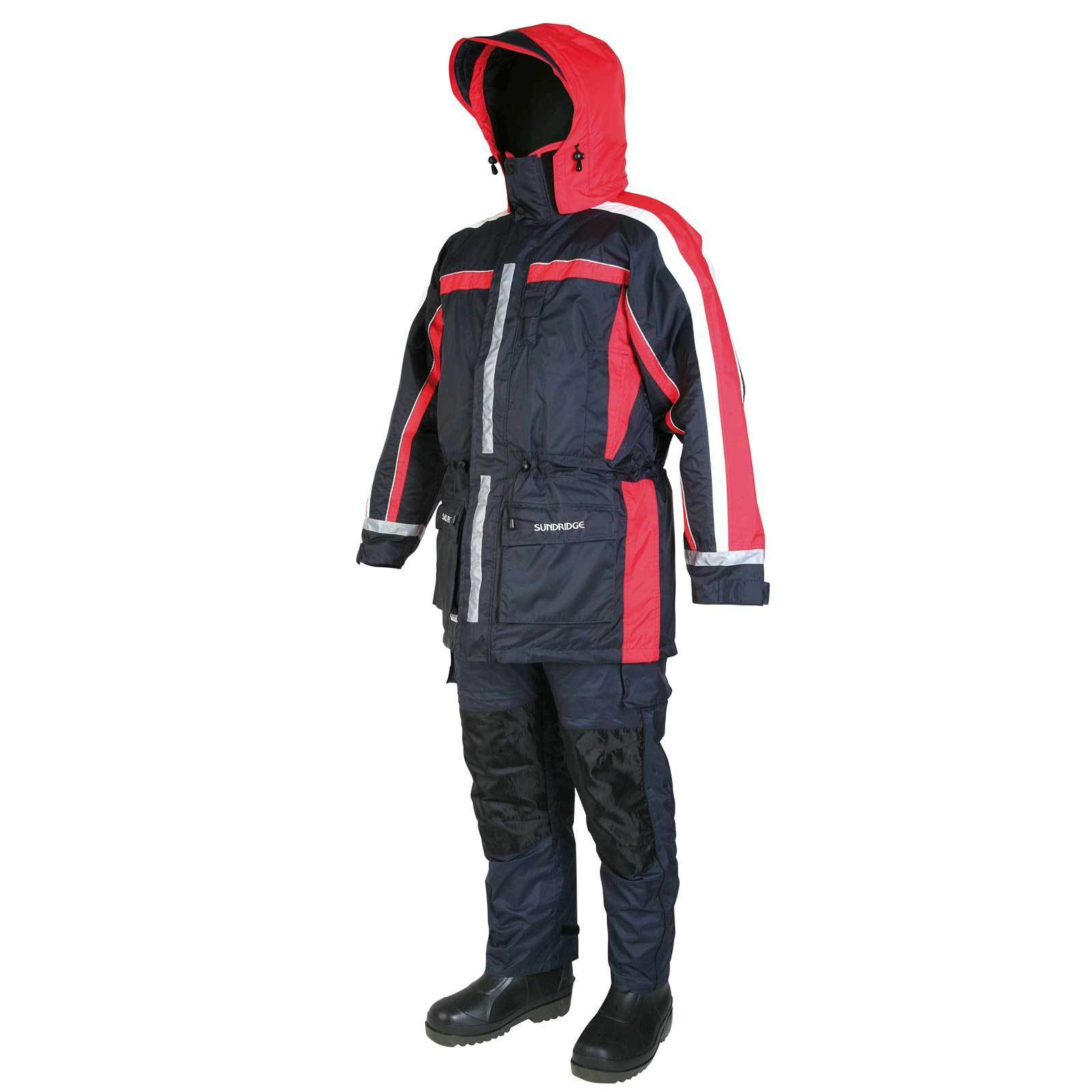 Sundridge Sundridge Sundridge Angeln Schwimmanzug Floating Suit - SAS Mk7 2-Teiler - Gr. S 42b1a3