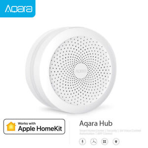 Details about AQara Smart Home Center Gateway Wireless Zigbee APP Control  for Android iOS