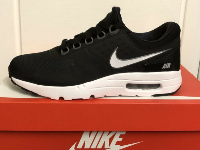 official photos 28076 0832e Nike Air Max Zero Essential Mens Trainers SNEAKERS Shoes UK 6 EUR 39