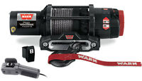 Warn Provantage 4500s Winch W/mount Polaris Full-size Rangers 800 6x6 10-16