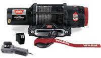 Warn Provantage 4500s Winch W/mount Polaris Full-size Rangers 700 6x6 06-09