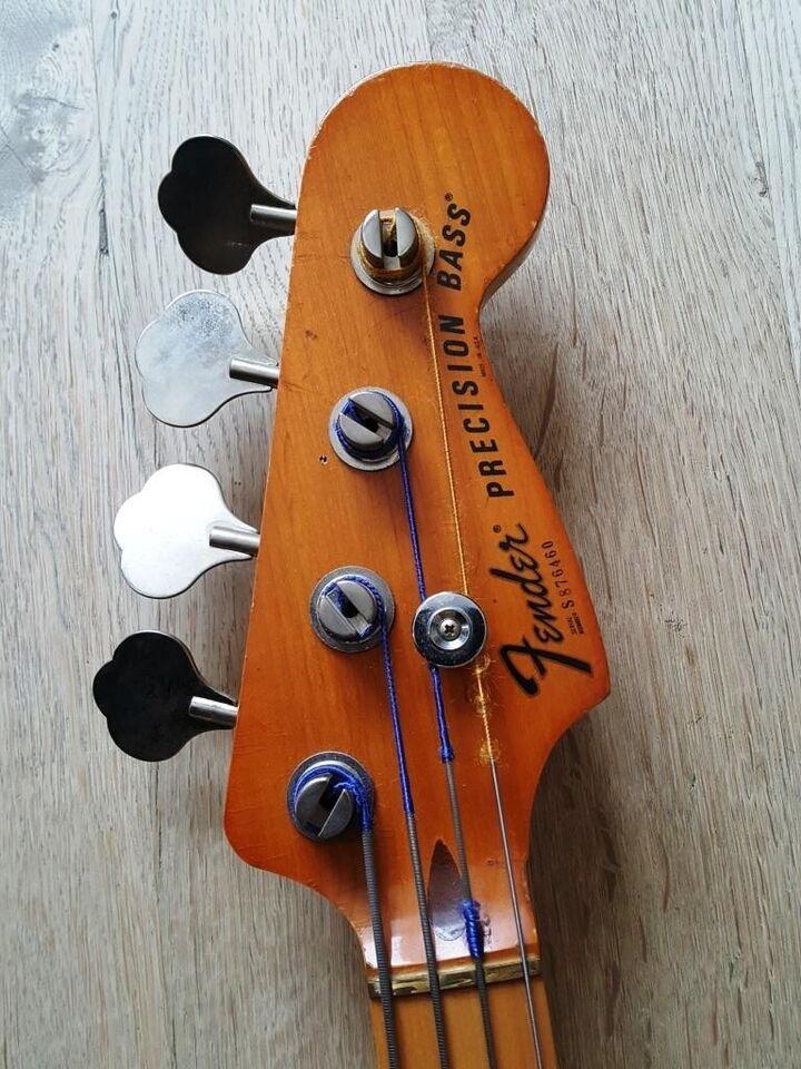 Andet, Fender Precision Bass