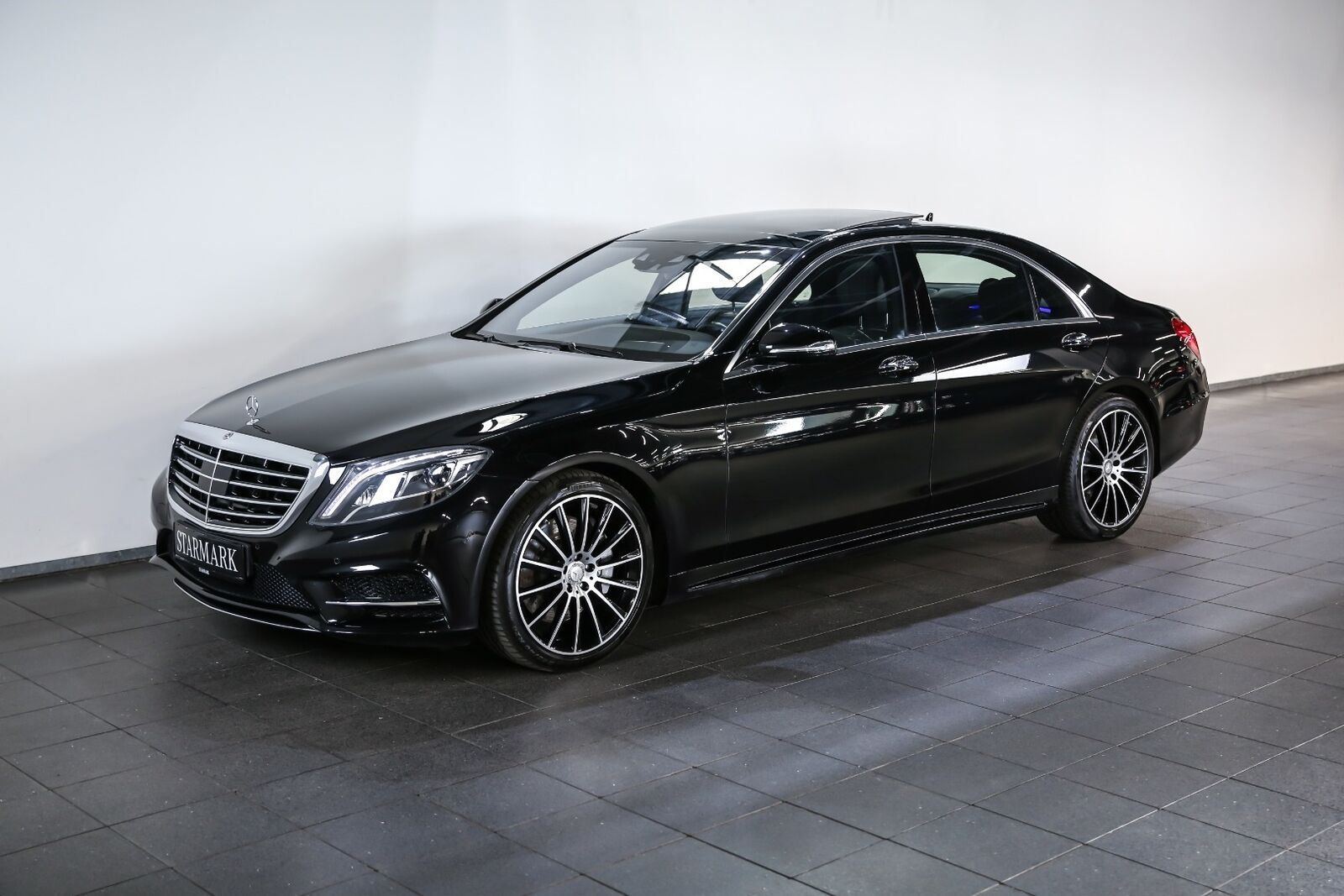 Mercedes-Benz S500 4,7 aut. 4Matic lang