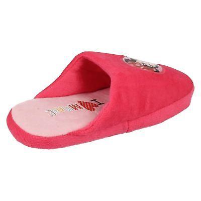 Disney Minnie Mouse wd8147 'Smile' Mädchen rosa Hausschuhe