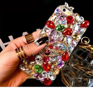 NEW-COOL-DIAMOND-RHINESTONE-BLING-DIAMANTE-CASE-COVER-SAMSUNG-IPHONE-X-11-12-9