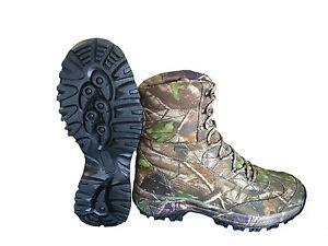 825b17b3719 Details about TAS Spartan Camo Waterpfoof Boot