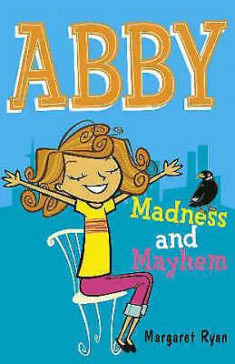Ryan, Margaret, Madness and Mayhem (Abby), Very Good Book