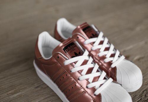 the latest ef015 5348b Boost mujer Superstar Copper para Asphaltgold Original Metallic Bb2270  Adidas TExn68qa