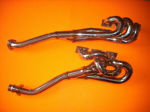 BMW-E-30-Conversion-m88-Engine-6-zyl-3-5l-MANIFOLD-EXHAUST-HEADERS-NEW-Germany