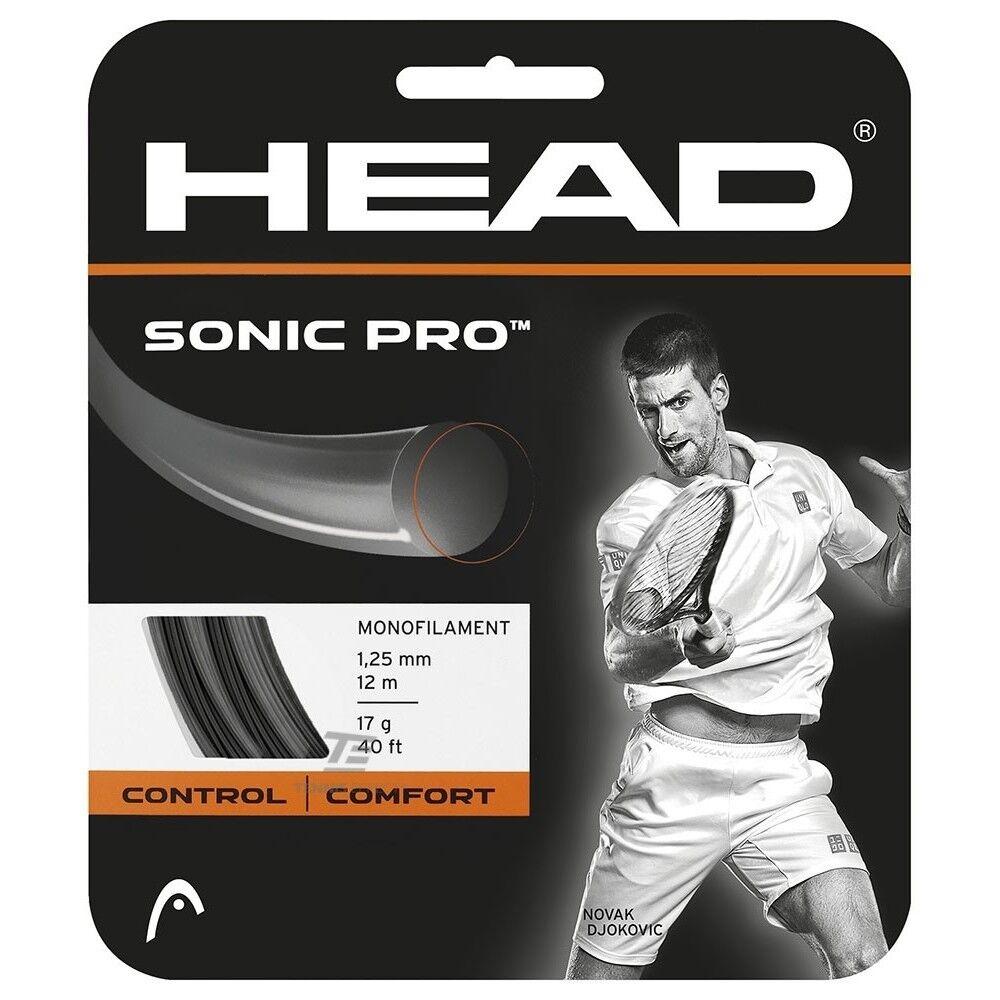 *Lot of 8* HEAD HEAD HEAD SONIC PRO Tennis String Sets 12m/40ft 3e1faa