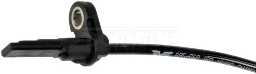 ABS Wheel Speed Sensor Rear Left Dorman 695-668