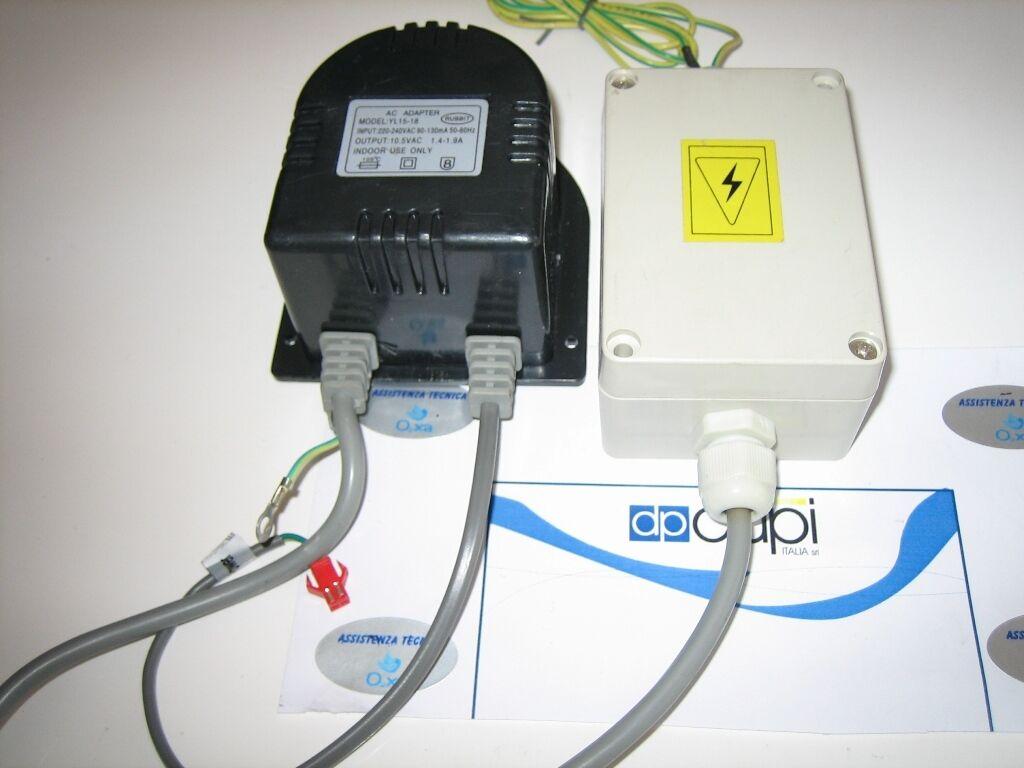 Ricambio Sistema di alimentazione Quebec Dupi oxygen RB069Q