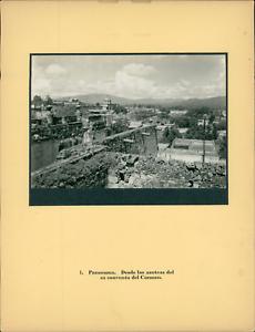 Enrique Cervantes- Mexico- Panorama desde las azoteas del ex convento del Carmen vluMHPqQ-09094206-856439511