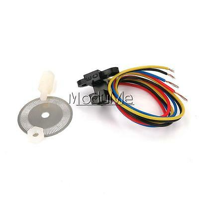 Photoelectric Speed Sensor Encoder Coded Disc code wheel for Freescale car MO