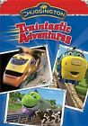 Chuggington Traintastic Adventures 0013132386096 DVD Region 1