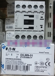 A0  1PC  NEW   EATON  MOELLER  DILM9-01  230V 50  240V  60Hz   free shipping