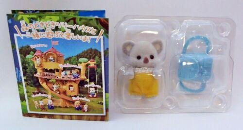 Sylvanian Families BABY EXPLORER Outback Koala Doll Calico Critters Japan