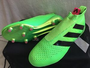 99473aa97cc Image is loading Adidas-ACE-16-PURECONTROL-FG-AG-Soccer-Cleats-