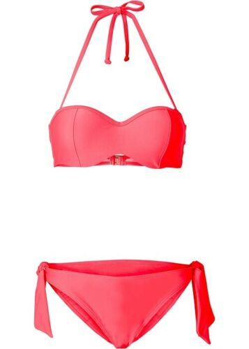 "3.4101 STAFFA Bikini 2 Pezzi Set 80 /""ORANGE/"" TG c 42"