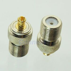 1pce-F-female-jack-to-MCX-male-plug-RF-coaxial-RF-adapter-connector