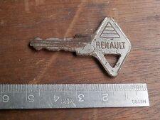 Vecchia chiave per accensione automobile avviamento RENAULT RONIS 70121431 auto