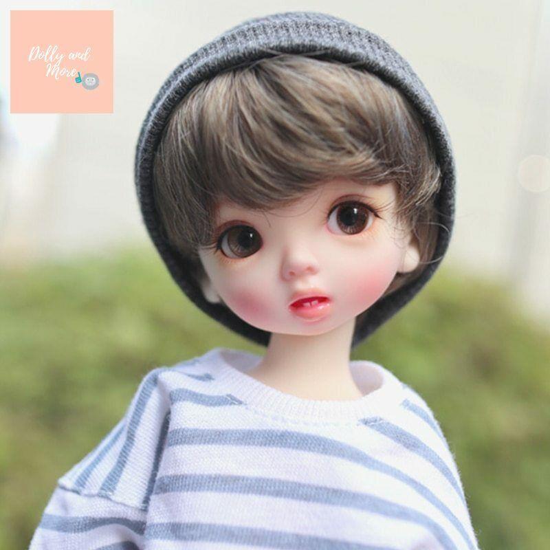 Shugo Fairy Kino BJD SD Doll 1 6 Body NAPI lati reborn baby cute tiny kawaii