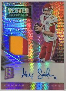 Alex-Smith-Chiefs-2016-Panini-Spectra-Vested-Veterans-Neon-Pink-Patch-Auto-4-10