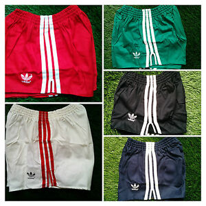 Image is loading NEW-Adidas-Vintage-Shorts-IN-PACKAGE-100-cotton- 9e987eabc5bb1