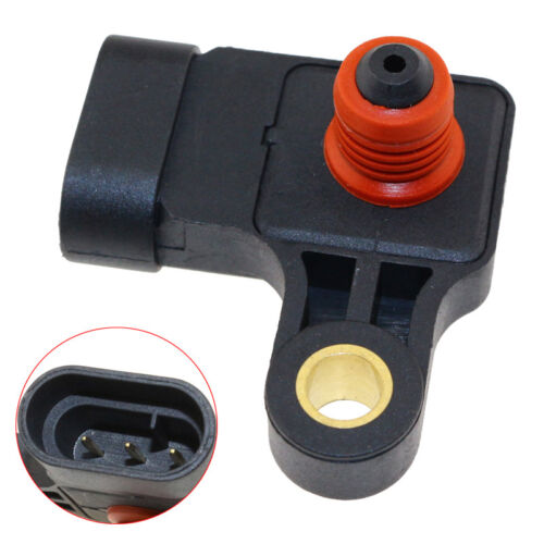 MAP Manifold Absolute Pressure Sensor for 2004 to 2008 Chevrolet Aveo Optra 1.6L