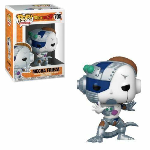 Figura in vinile Funko Dragon Ball Z Mecha Freezer #705 Pop