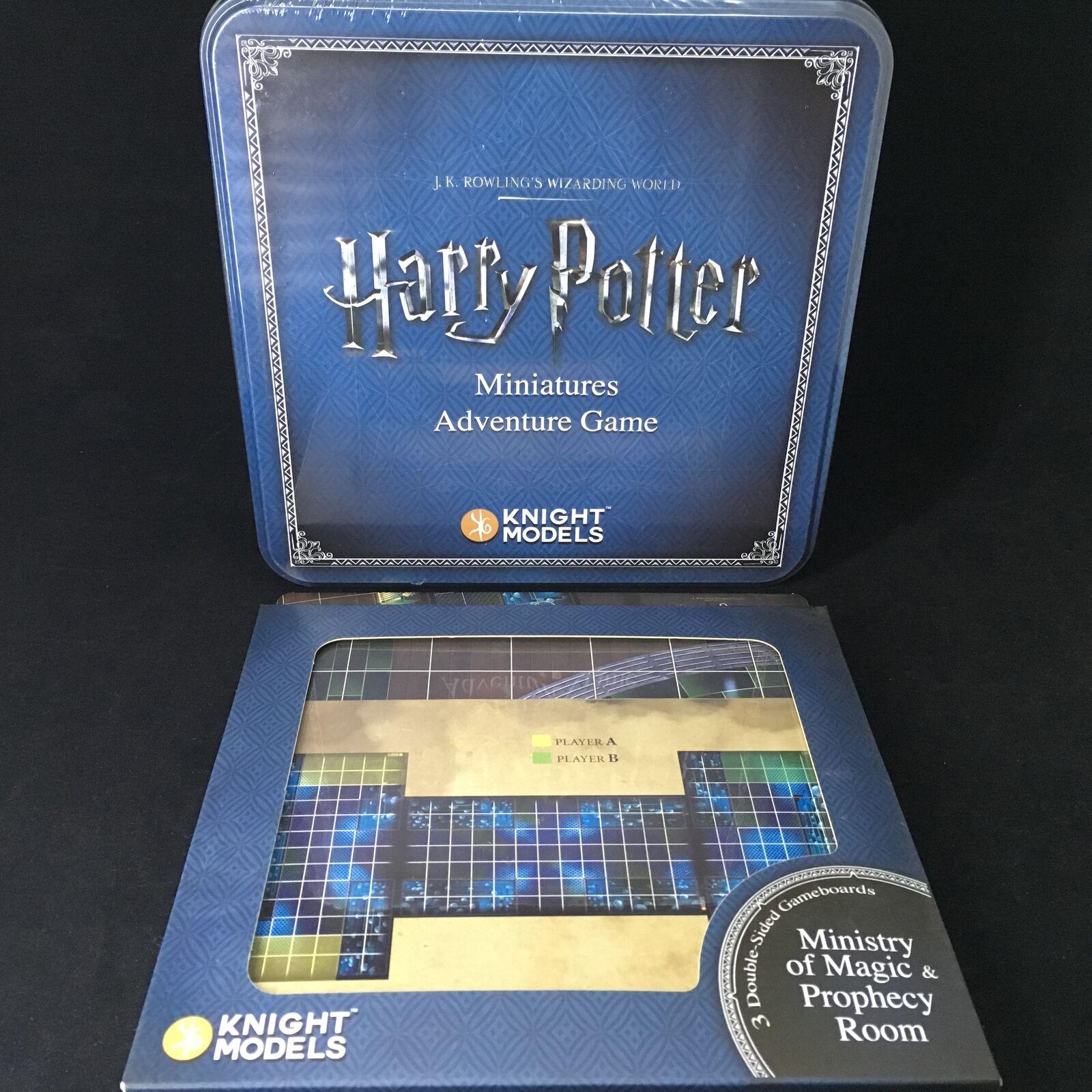 Harry Potter  Miniatures Jeu d'aventure Core + Ministry of Magic Expansion -...