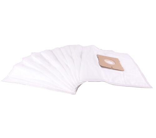 Microfilter F 10-50 Sacchetto per aspirapolvere 5 strati tessuto non tessuto de /'Longhi QZ 11b//XS 1100 D