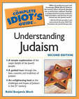 The Complete Idiot's Guide to Understanding Judaism by Benjamin Blech (Paperback, 2003)