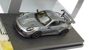 1:64 Porsche 911 GT2 RS Dealer Version Yellow Diecast kyosho