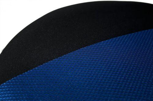 Sitzbezüge Sitzbezug Schonbezüge für Toyota Auris Blau Sportline Komplettset
