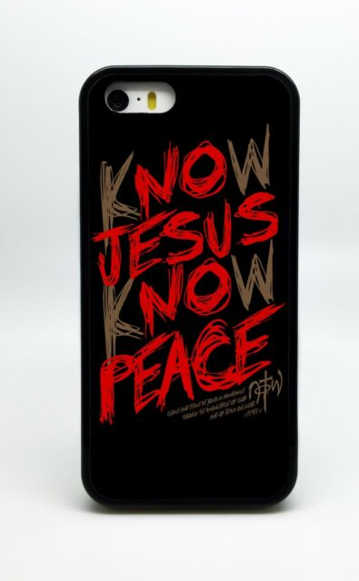 JESUS CHRIST CHRISTIAN PETER QUOTE PHONE CASE FOR IPHONE 6 6 PLUS 5C 5 5S 4 4S