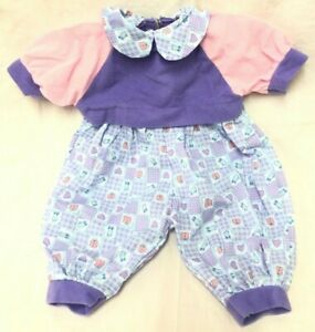 """OVERSIZED DOLL CLOTHES DRESS-FITS 18""""-19"""" BABY ANNABELL ..."""