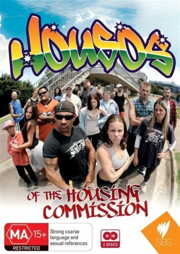 1 of 1 - Housus Of The Housing Commission (DVD, 2011, 2-Disc Set) New & Sealed