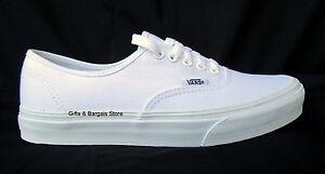 Vans All White