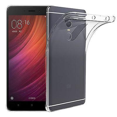 2x Cover Für Xiaomi Red Rice Note 4 5,5 Case Schutz Hülle Tasche Tpu