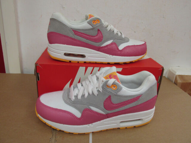 Nike Womens Air Max 1 Essential Trainers 599820 107 Sneakers Shoes CLEARANCE