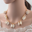 Women-Boho-Bohemian-Sea-Shell-Beaded-Pendant-Chain-Choker-Necklace-Beach-Jewelry thumbnail 19