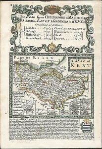Antique-map-Kent-The-Roads-from-Chelmsford-to-St-Edmunds-Bury-amp-c