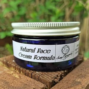 Formula-natural-de-Rostro-Crema-Hecho-a-Mano-Colageno-Anti-envejecimiento-Antiarrugas-Boost-Vitc