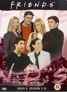 Episodes-9-16-DVD-1995-Friends-Season-6-Used-Good-DVD