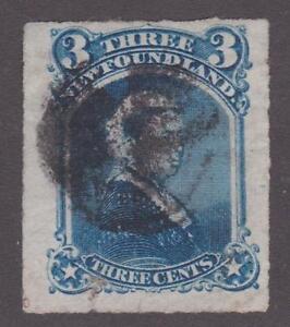 Newfoundland 1877 #39 Queen Victoria - Fine Used