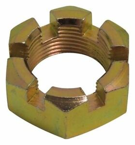 WILLYS-JEEP-MB-amp-MODELS-41-71-CASTELLATED-NUT-FOR-DANA-18-T-CASE-F-OR-R-O-SHFT