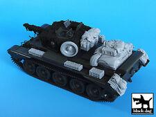 Black Dog 1/35 British Cromwell Tank Accessories Set WWII (for Tamiya) T35024