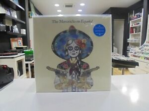 The Mavericks 2LP Europa En Español 2020 Klappcover Exclusive Blue Vinyl RSD